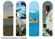 Beach Bookmarks  Photography on Craftsuprint - View Now!