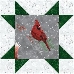 Holiday Quilt Patterns, Beginner Quilt Patterns, Quilt Block Patterns, Christmas Tree Quilt, Christmas Ornament, Deer Fabric, Place Mats Quilted, Star Quilt Blocks, Winter Quilts