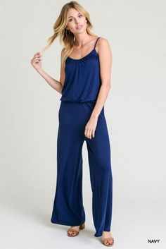 d91c6dc3e89 The Keri Jumpsuit-2 Colors