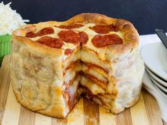 This Person Tried To Make The Amazing Pizza Cake... You Won't Believe The Results