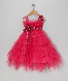 Hot Pink Tutu Dress - Toddler & Girls  http://www.zulily.com/invite/daguilar104  click here to see all the beautiful stuff & GREAT daily deals!