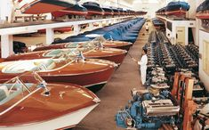 A tribute to Carlo Riva Wooden Speed Boats, Wooden Boats, Ghana, Riva Yachts, Riva Boat, Yacht World, Runabout Boat, Boat Projects, Vintage Boats