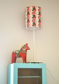 Cozette* lampje op de nieuwe kamer