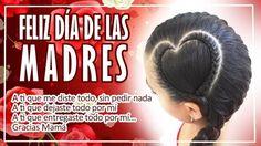 A ti que me diste todo sin pedir nada A ti que dejaste todo por mí A ti que entregaste todo por mí... Gracias Mamá #diadelasmadres #colombia #tutorialespasoapaso #peinados #trenzas #hair #hairstyle #braid