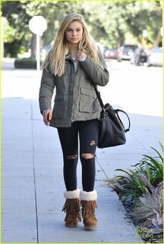 Olivia Holt To Perform At Colgate Skating & Gymnastics Spectacular: Photo #876062. Olivia Holt is all smiles during her appearance on Hallmark Channel's Home & Family on Wednesday morning (October 7) in Los Angeles.    It was just announced…