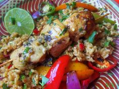I started out by naming this recipe Chicken Fajita Kabobs, but decided that sometimes it can get confusing to people  …  Continue reading →