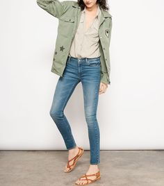 We investigated the cool, new French fashion brands Parisian girls are wearing. Find out what they are and shop our favorite pieces. Fashion 2017, Fashion Brands, Girl Fashion, Fashion Outfits, Fashion Styles, French Clothing Brands, French Brands, Capsule Wardrobe Mom, French Girl Style