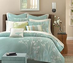 Athena 10-Pc. Bedding Set Comforter w/Ottoman - jcpenney