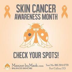 #masquebymask #skincancerawareness #respectthesun #fortcollins