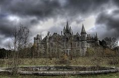 Abandoned European Castles | Abandoned Castles & Chateaux Worth a Visit
