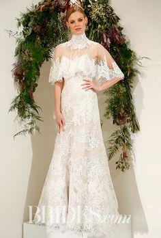Fall 2017 Wedding Dress Trends | Brides  Wedding dress by Watters