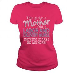 LABOR AND DELIVERY NURSE - MOTHER - #cute hoodies #kids hoodies. ORDER HERE => https://www.sunfrog.com/LifeStyle/LABOR-AND-DELIVERY-NURSE--MOTHER-Hot-Pink-Ladies.html?60505