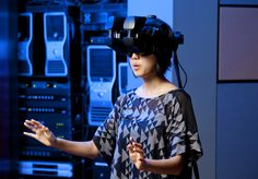 Do something with VR for marketing/advertising. Figure out how to use virtual reality to change the way we experience brands. Figure out how this tech will change the way we experience the world.