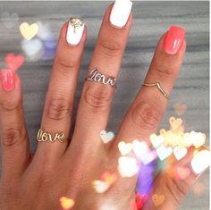 Love Rings ♥ XoXo