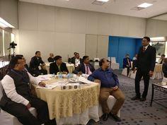 Residential training program *VIP* by Dr Ujjwal Patni at Delhi.