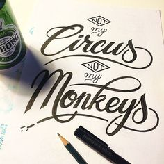 Not my Circus, Not my Monkeys by Tim Bontan