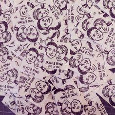 Custom Face Tattoo @lilimandrill www.lilimandrill.fr #etsy #etsygifts #etsywedding #wedding #mariage #bride #diy #couple #stamp #rubberstamp #shopsmall #handmade #gift #tattoo #temporarytattoo #favor #weddingfavor #etsymatch #etsylove #engagement #bridesmaid