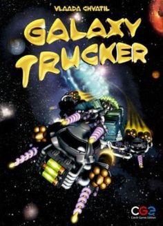 Galaxy Trucker. seems like carcasone. I'd like to try this one.