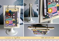 Ikea Flip Frame Mini Album | Ingrid Lim