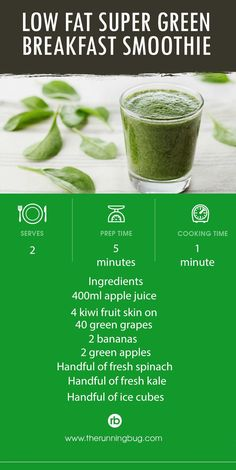 Packed full of vitamins, this smoothie gives you the boost you need in the mornings. Place all ingredients in a blender and blitz. Serve in a chilled glass. Enjoy!