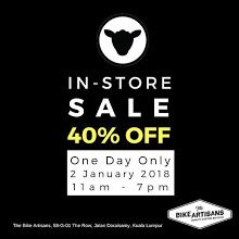 thebikeartisans on.thebikeartisansOne day only in-store sale, January 2 on all Black Sheep Cycling apparel & accessories #thebikeartisans #blacksheepcycling