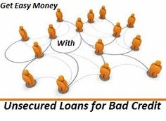 Unsecured loans for bad credit have become very trendy among people due to the ease with which people are capable to get cash in case of urgent circumstances. If you require instant fund then the simply apply for these loans. They offer quick cash to borrowers in financial emergencies. They are reliable loan option that provides cash instantly into your bank account. You can get rid of your problem in an easy way by availing payday loans from these lenders.