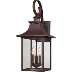 Lantern Outdoor Lighting Barrington lighting collection wall lantern candelabra bulbs and home decorators collection chancellor 2 light copper bronze outdoor lantern 2334510280 the home workwithnaturefo
