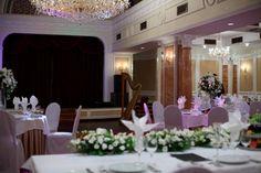 beautiful white wedding