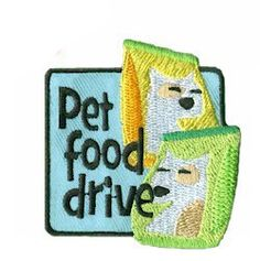 Help out our furry friends by running a food drive for pets. Donate the food to a shelter, an animal hospice, an animal adoption agency or anywhere locally that cares for homeless cats and dogs. Give your Girl Scouts our pet food drive patch as a reward for their hard work.…