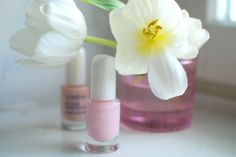 Gel Effect shade 8 and CC Nail Concealer by blogger @_ Tunnetila #lumene