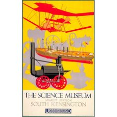 Buy a poster of The Science Museum - O Sandreczki (1928)