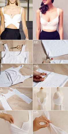 DIY: party outfit <3