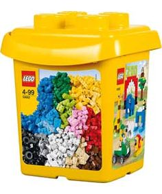 LEGO� Creative Bucket - 10662.