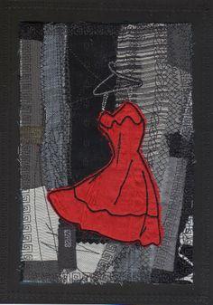 2014207  Little red dress