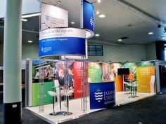 Reconfigurable Exhibition Displays
