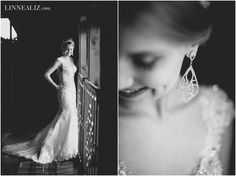 Indoor Bridal Portraits Indianapolis Wedding, The Mill Top