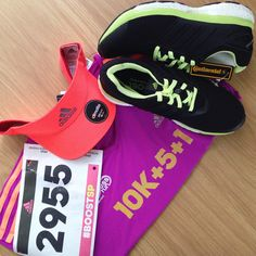 Tênis colorido para malhar e correr