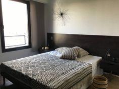 Chambre 2  2 petits lits ou 1 lit 190X200  Salle de bain attenante