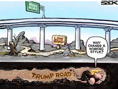 Trump on infrastructure