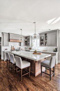 Impressive 36 Stunning Kitchen Island Design Ideas