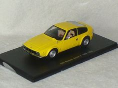 1/43 Alfa Romeo Junior Z 1600 1974 Yellow スパーク http://www.amazon.co.jp/dp/B00DPZCNWK/ref=cm_sw_r_pi_dp_ETXGub0G94K1W