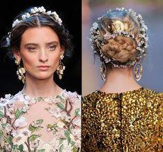 Hair accessories spring 2014