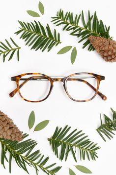 ea92c6c1b2e From our 2018 Holiday men s collection ORNAMENTS. Round tortoise TUX  frames. Men Eyeglasses
