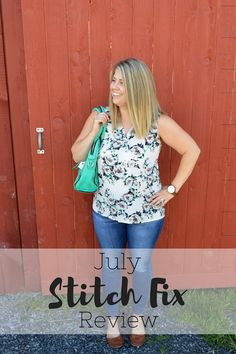 July @stitchfix Review
