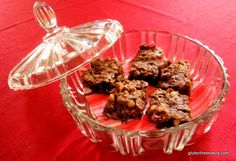 Flourless Triple Nut (or Seed) Brownies (Gluten Free, Grain Free, Paleo, and Vegan)