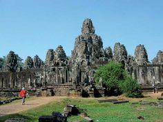Kambodža: Putování Kambodžou - poznávací zájezdy CK ESO travel