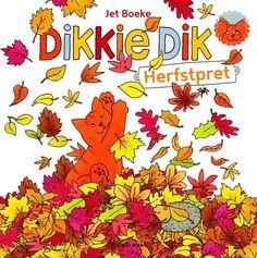 Herfstpret met Dikkie Dik!   - Theaters Tilburg en de Bibliotheek Tilburg Centrum werken samen rondom de voorstelling 'Bezoek voor Beer'!