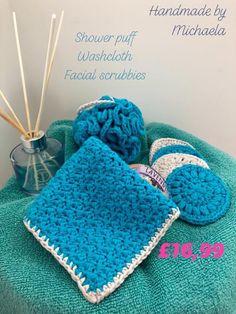 Crochet ECO friendly SPA SET Baby Shop, Crochet Baby, Eco Friendly, Spa, Blanket, Handmade, Hand Made, Blankets, Crochet For Baby