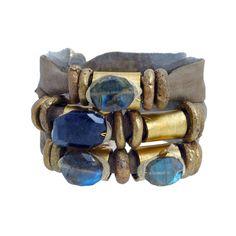 Garuda wrap bracelet