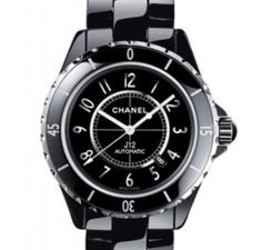 cbee030ea3 Learn more about Chanel Black Ceramic Watch and browse all items in Man by